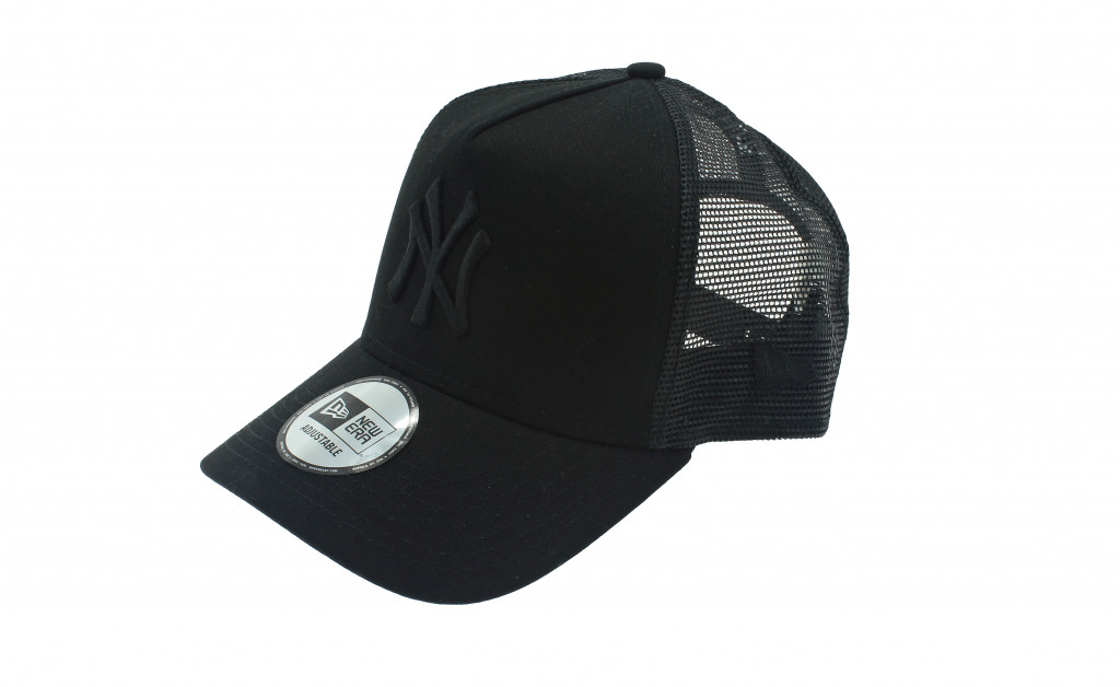 NEW ERA NEW YORK YANKEES CLEAN TRUCKER IMAGE 1