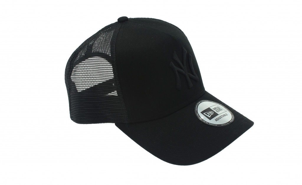 NEW ERA NEW YORK YANKEES CLEAN TRUCKER IMAGE 2