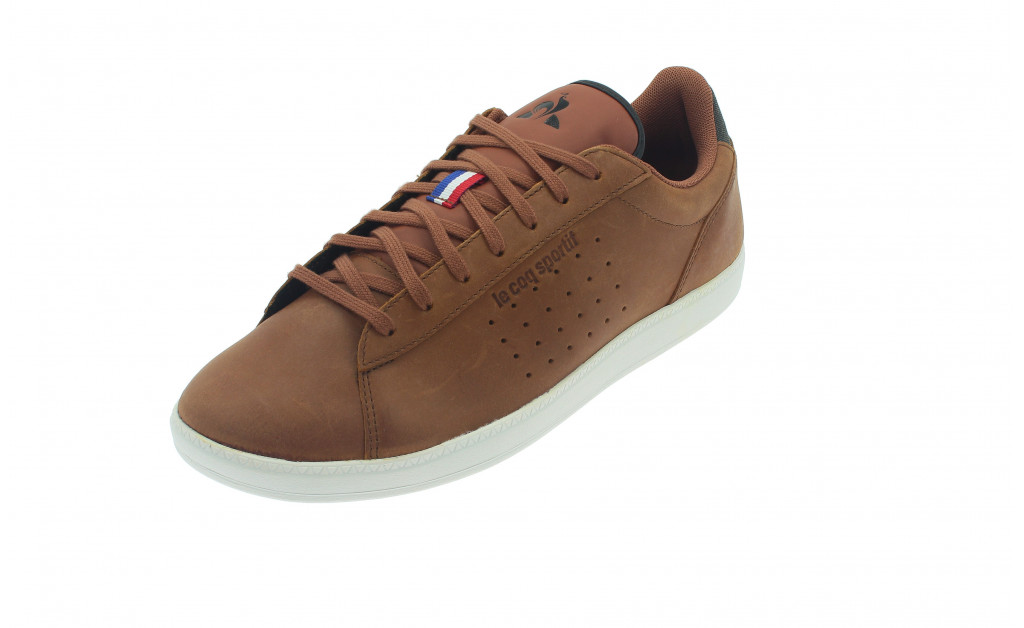 LE COQ COURTSTAR WINTER LEATHER IMAGE 1