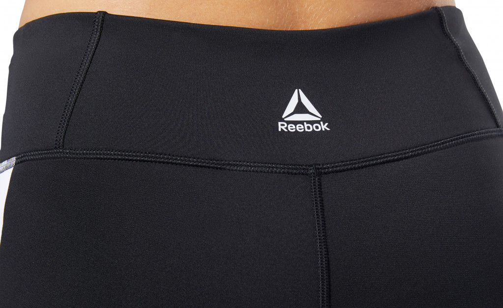 REEBOK LINEAR LOGO TIGHT POLIESTER IMAGE 6