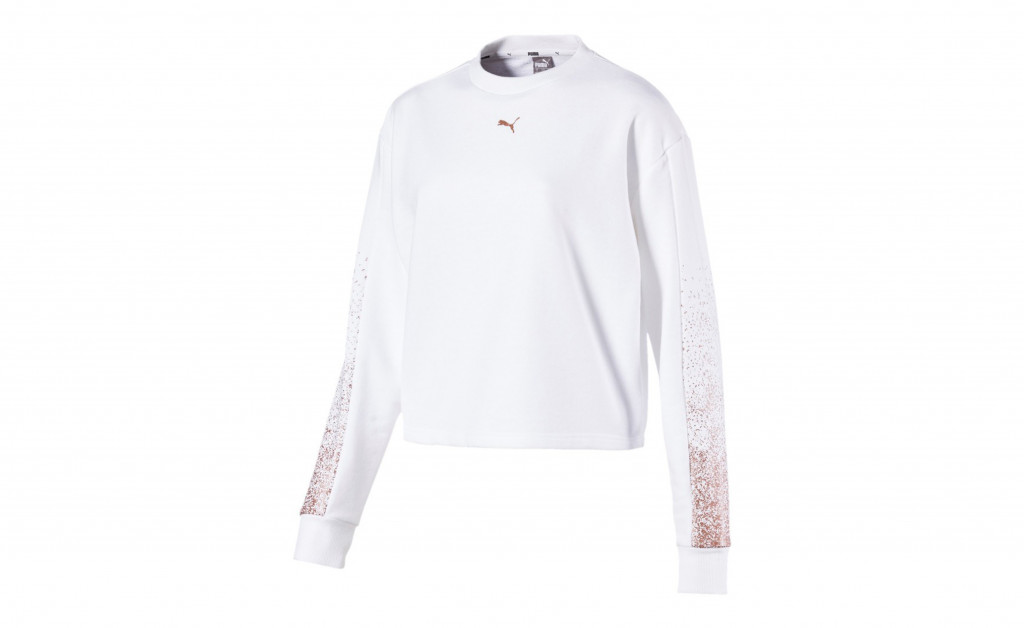 PUMA HOLIDAY PACK CREW SWEAT IMAGE 1