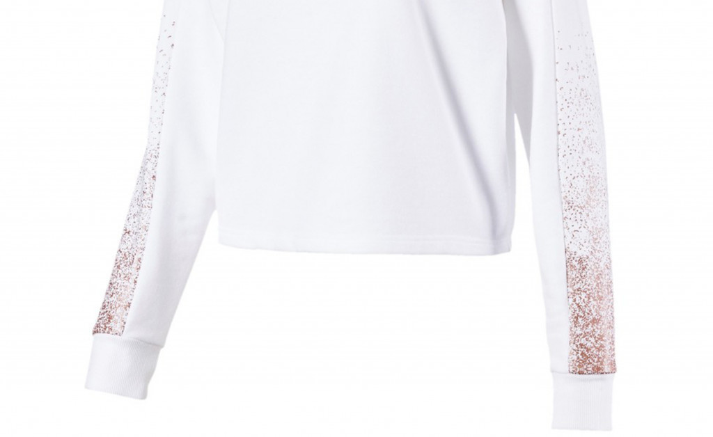 PUMA HOLIDAY PACK CREW SWEAT IMAGE 2
