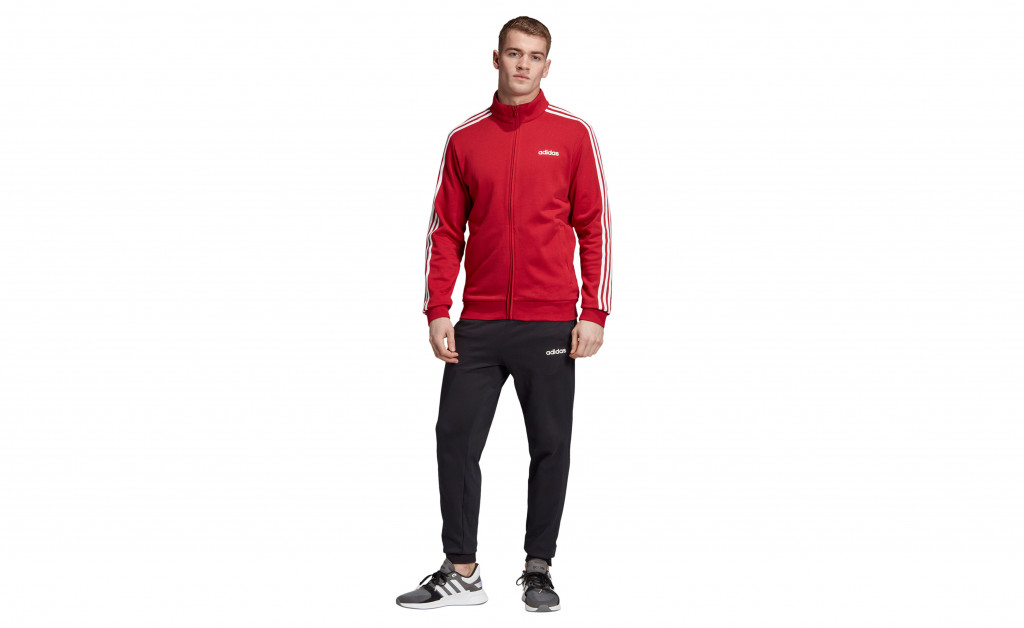 adidas TRACKSUIT COTTON RELAX IMAGE 4