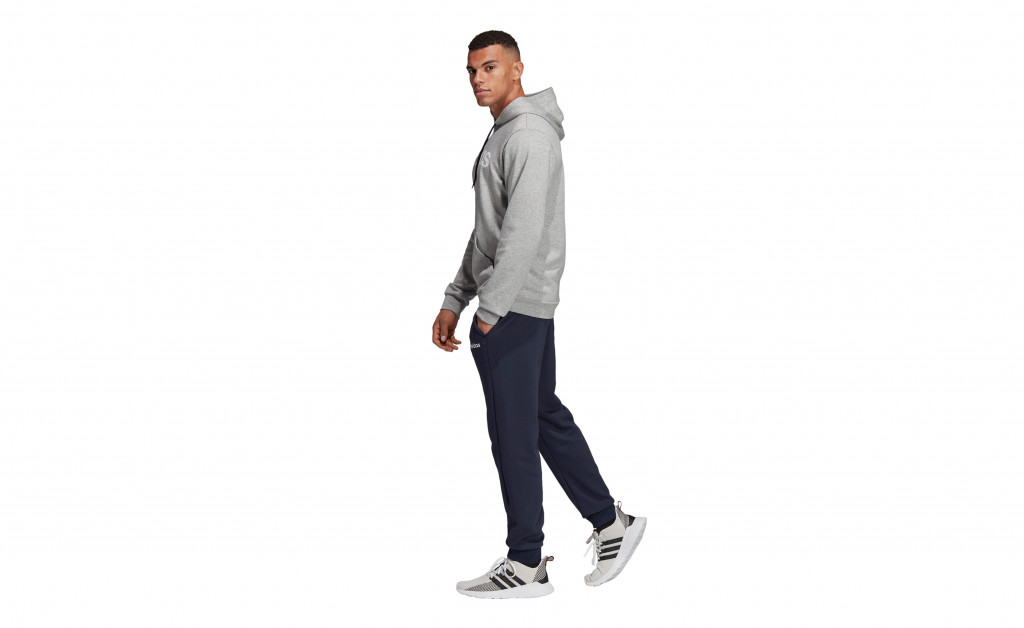 adidas HOODED TRACKSUIT COTTON IMAGE 2