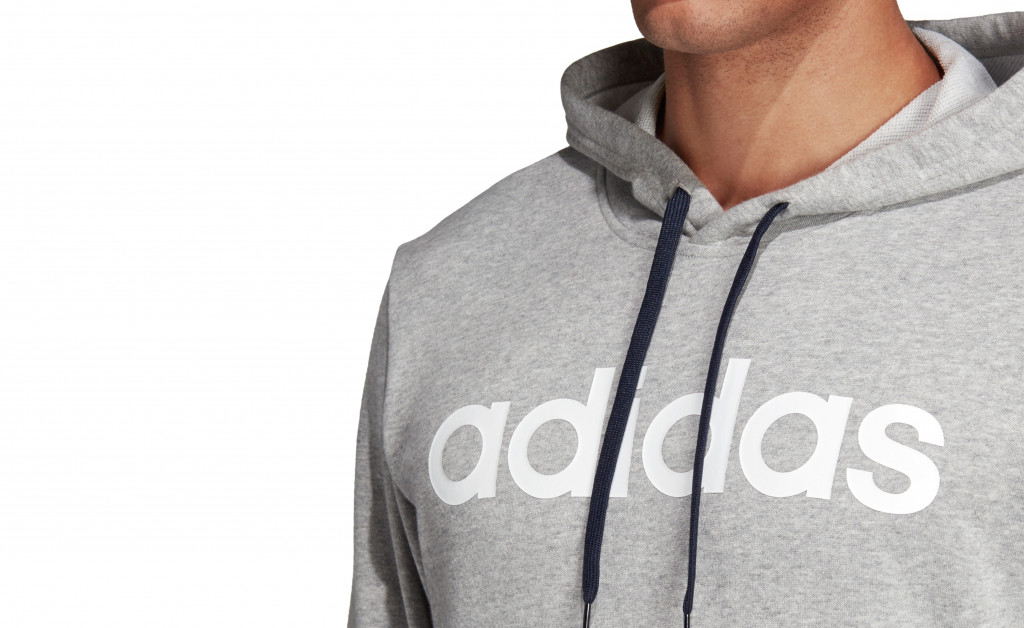adidas HOODED TRACKSUIT COTTON IMAGE 8