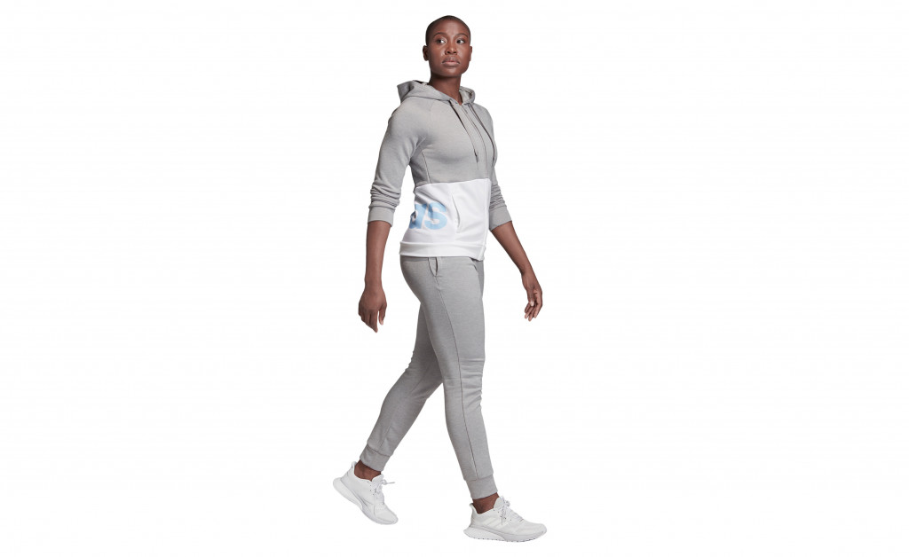 adidas FRENCH TERRY HOOD MUJER IMAGE 3