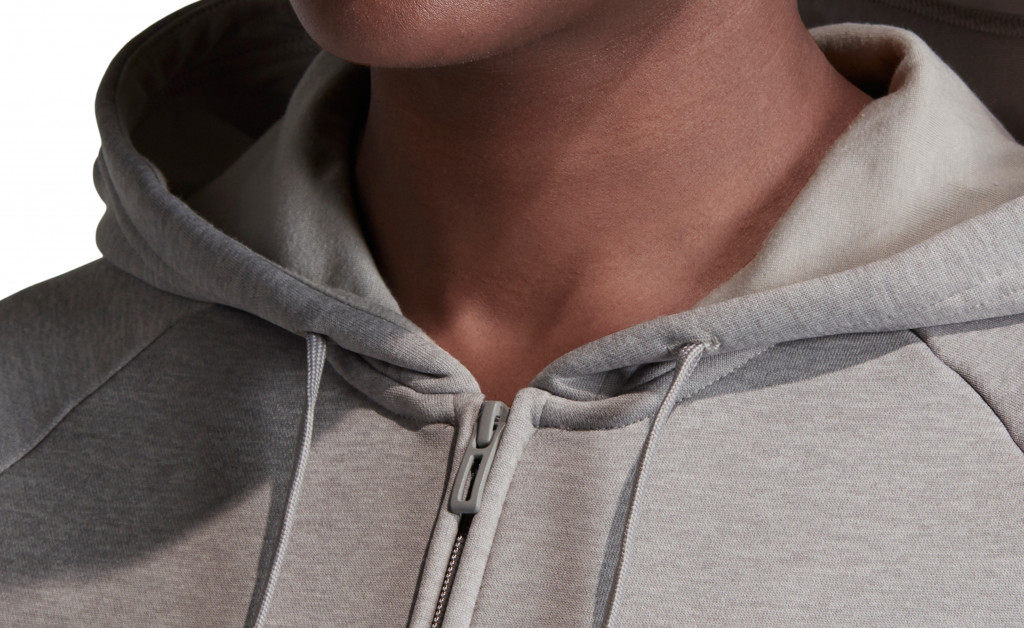 adidas FRENCH TERRY HOOD MUJER IMAGE 8