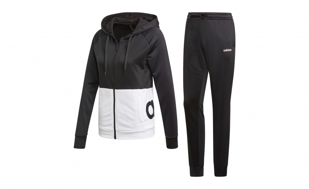 adidas FRENCH TERRY HOOD MUJER IMAGE 1