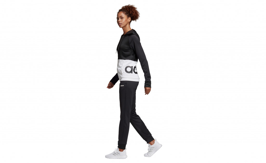 adidas FRENCH TERRY HOOD MUJER IMAGE 2