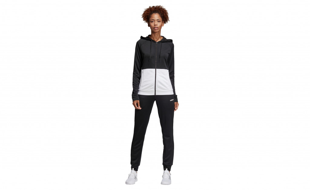 adidas FRENCH TERRY HOOD MUJER IMAGE 4