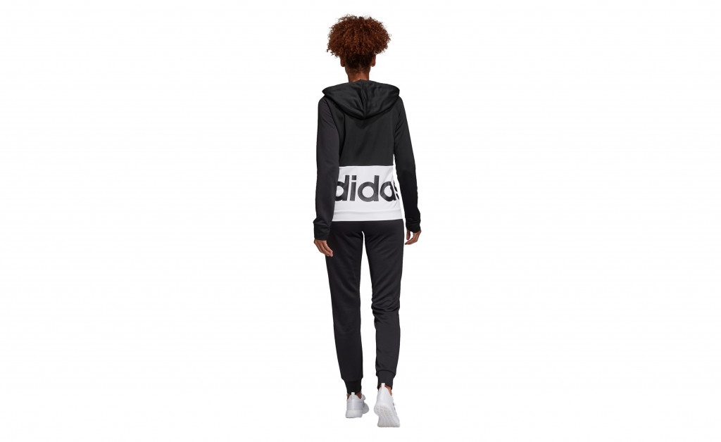 adidas FRENCH TERRY HOOD MUJER IMAGE 7