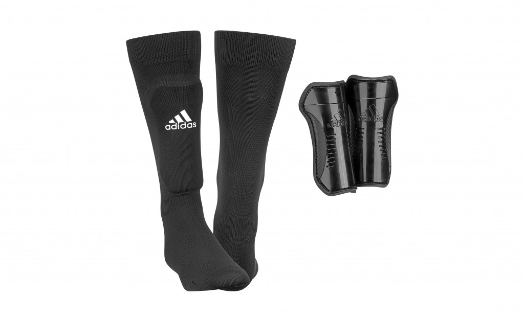 adidas YOUTH SOCK GUARD IMAGE 1
