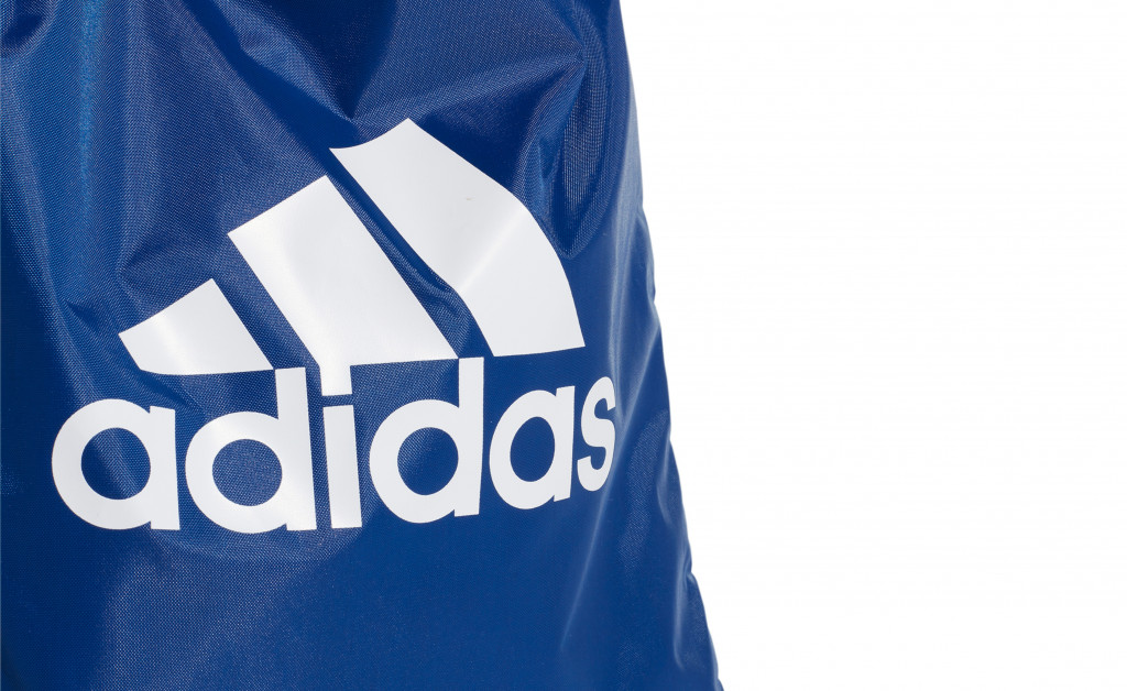 adidas SPORTS PERFORMANCE GYM SACK IMAGE 3