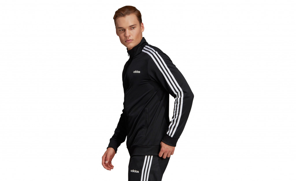 adidas 3 STRIPES TRICOT TRACK TOP IMAGE 2