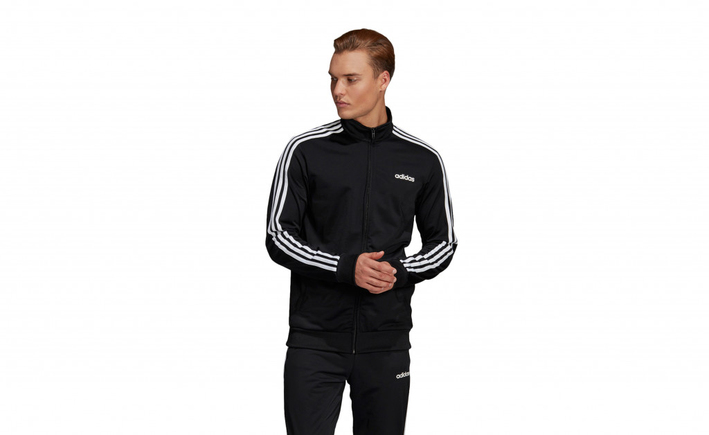 adidas 3 STRIPES TRICOT TRACK TOP IMAGE 3