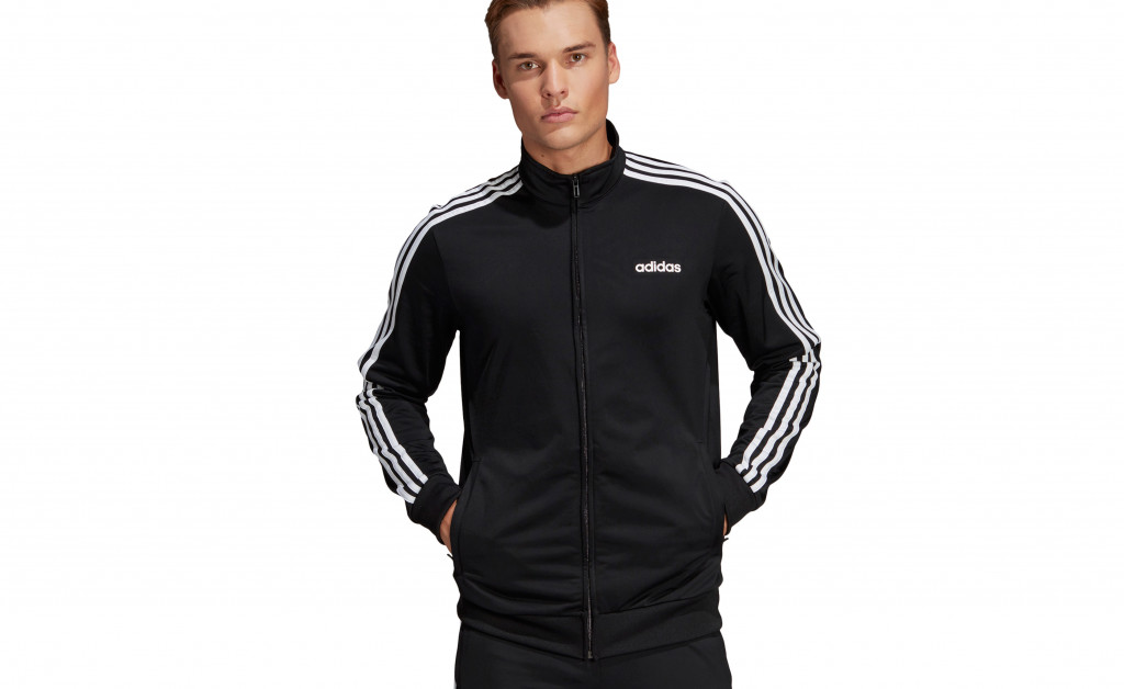 adidas 3 STRIPES TRICOT TRACK TOP IMAGE 4