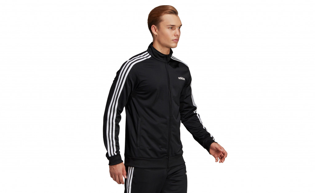 adidas 3 STRIPES TRICOT TRACK TOP IMAGE 5