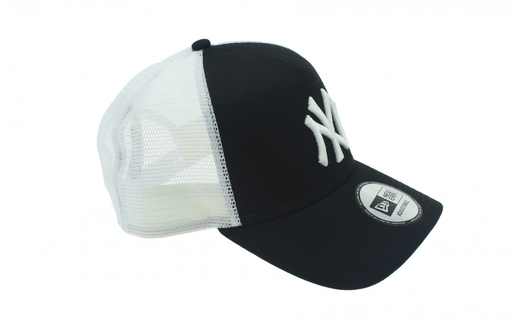 NEW ERA NEW YORK YANKEES CLEAN TRUCKER IMAGE 4