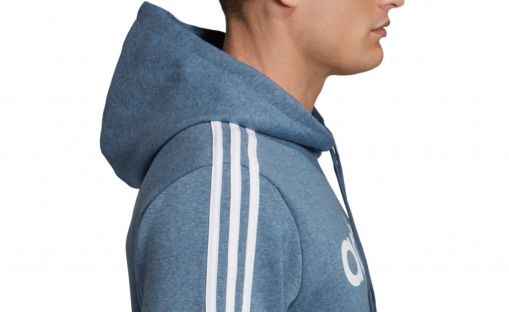 adidas ESSENTIALS PULLOVER FLEECE IMAGE 2