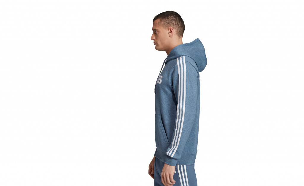 adidas ESSENTIALS PULLOVER FLEECE IMAGE 3