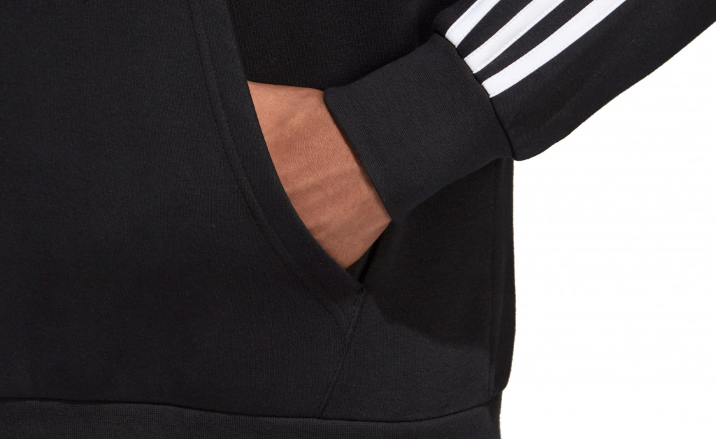 adidas ESSENTIALS PULLOVER FLEECE IMAGE 4