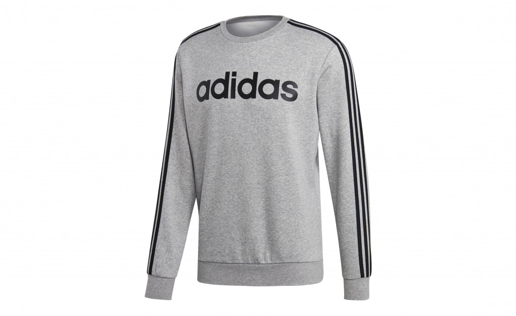 adidas SUDADERA 3 STRIPES CREWNECK FLEECE IMAGE 1