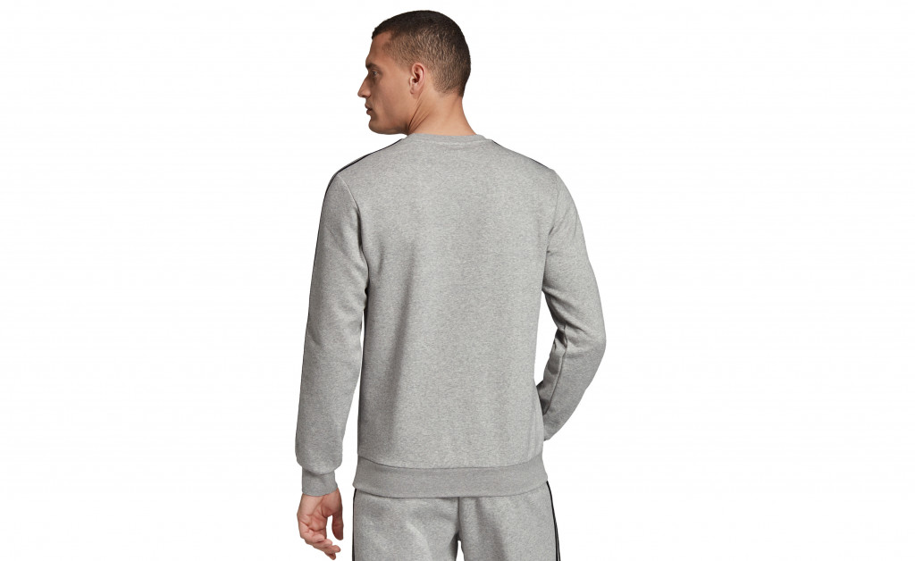 adidas SUDADERA 3 STRIPES CREWNECK FLEECE IMAGE 7