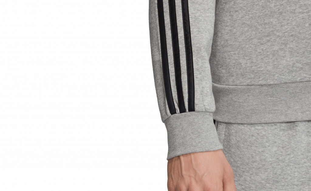 adidas SUDADERA 3 STRIPES CREWNECK FLEECE IMAGE 9