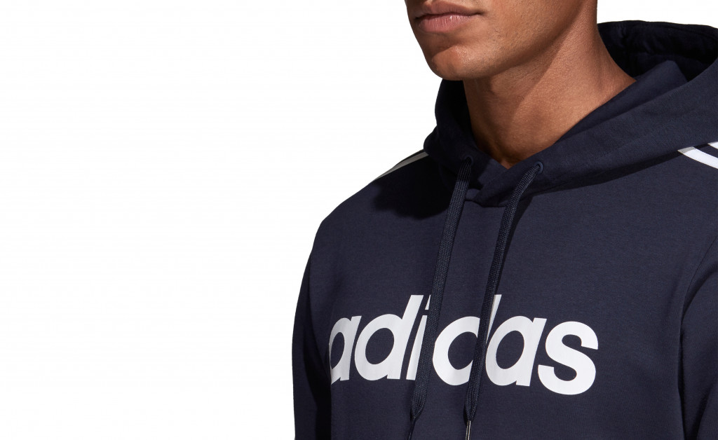 adidas ESSENTIALS PULLOVER FLEECE IMAGE 7