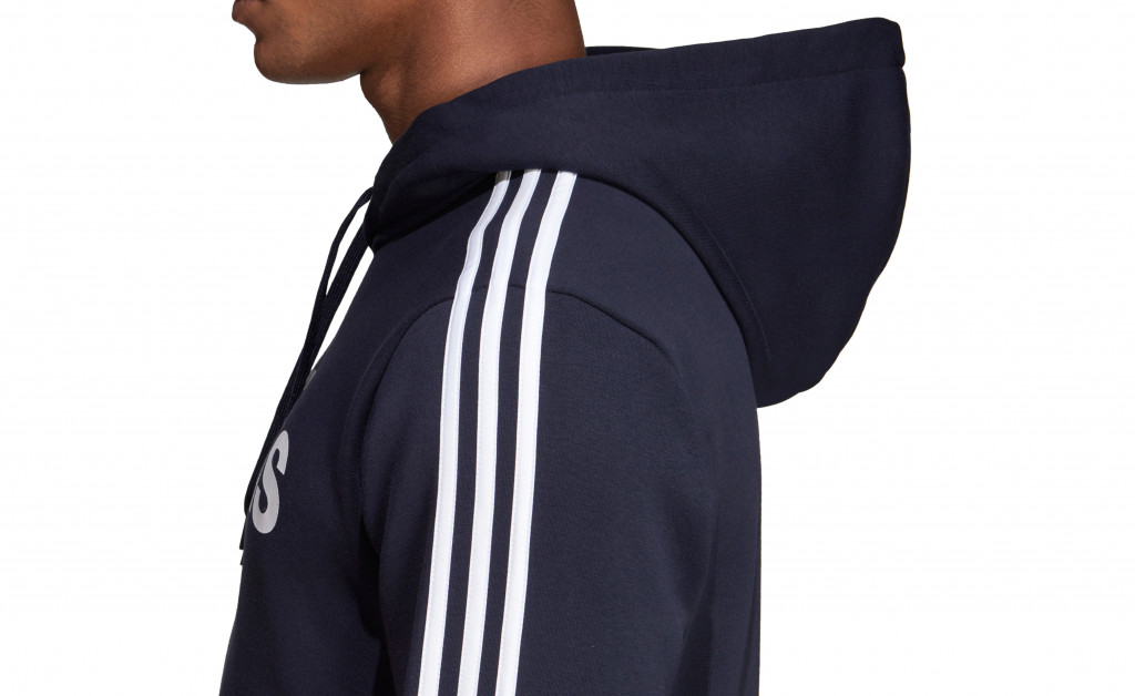 adidas ESSENTIALS PULLOVER FLEECE IMAGE 9