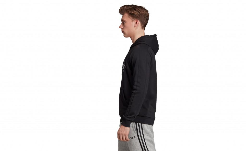 adidas M BRILLIANT BASICS HOODY IMAGE 3
