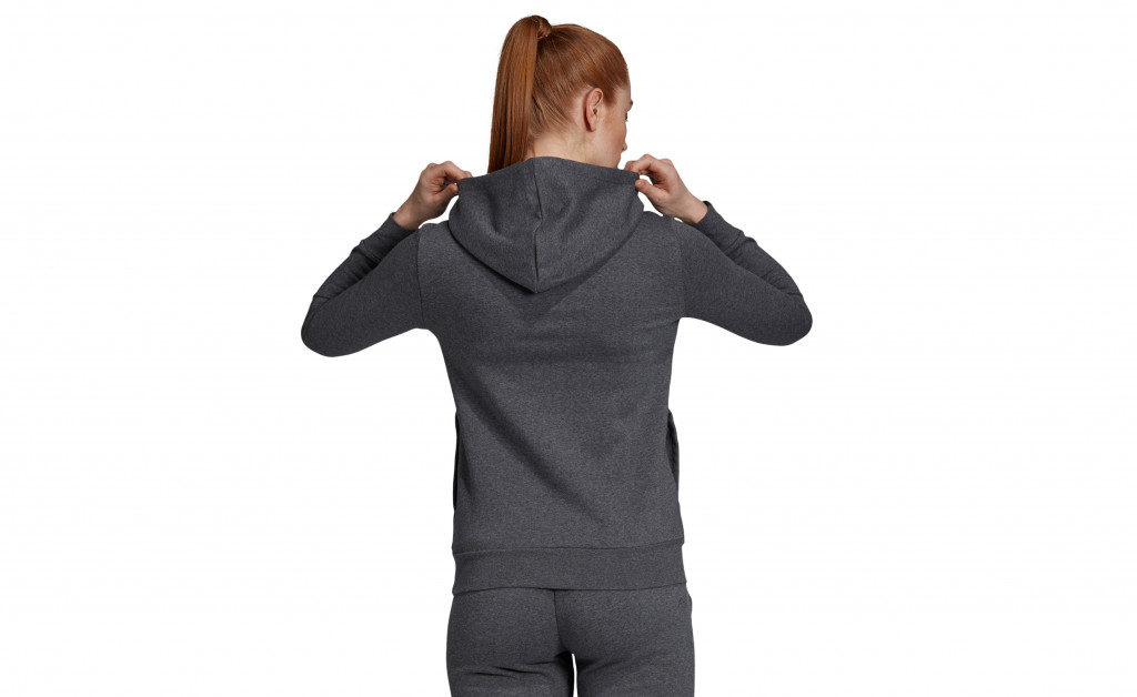 adidas LINEAR OVER HEAD FLEECE IMAGE 7