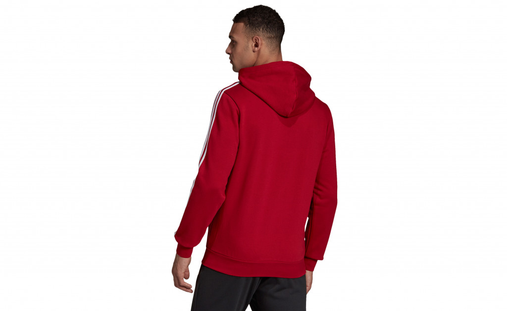 adidas ESSENTIALS 3 STRIPES FULLZIP FLEECE IMAGE 7