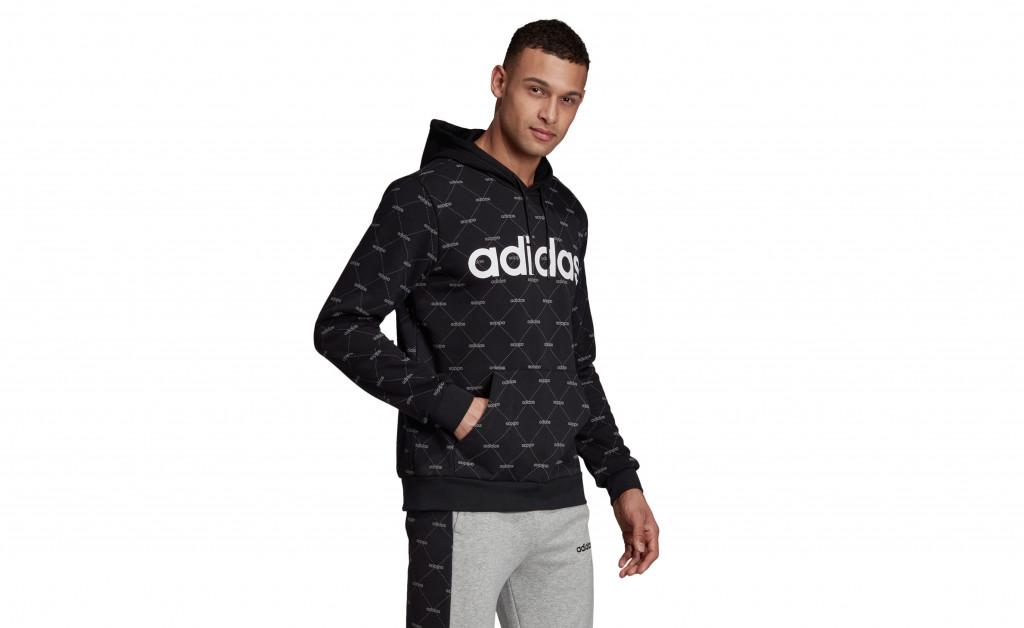 adidas M CORE FAVOURITES HOODY IMAGE 5