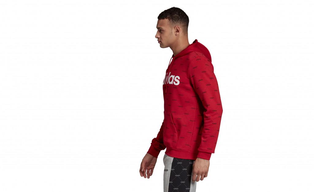 adidas M CORE FAVOURITES HOODY IMAGE 3