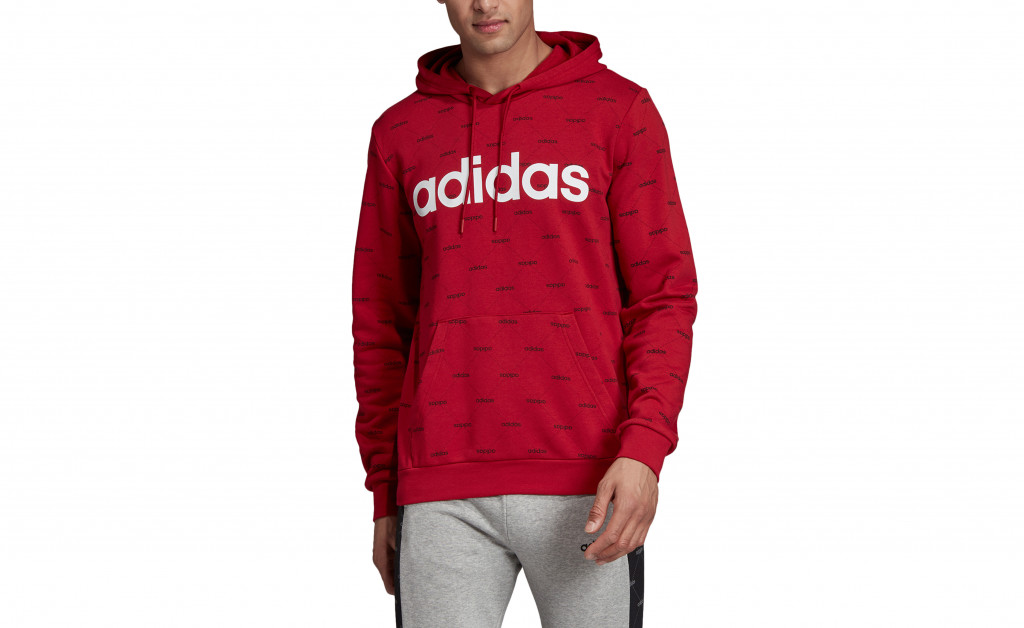 adidas M CORE FAVOURITES HOODY IMAGE 4