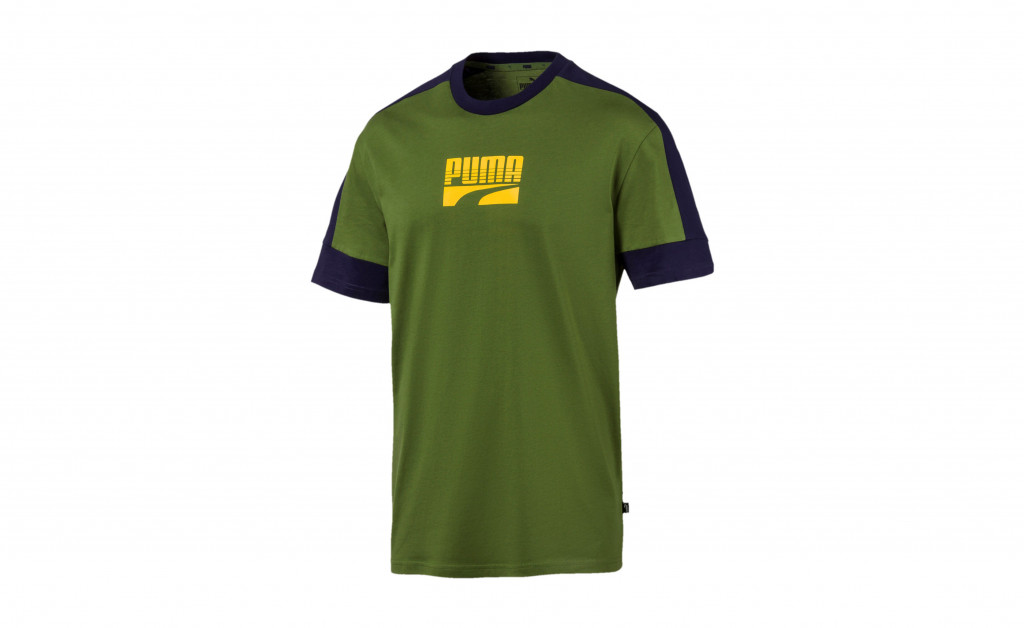 PUMA REBEL BLOCK TEE IMAGE 1