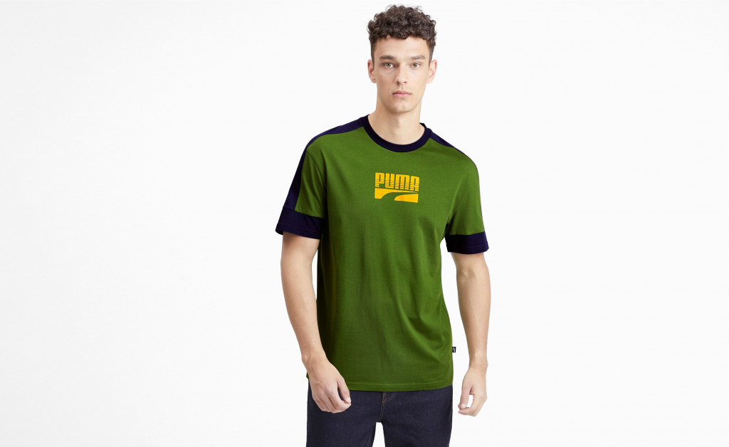 PUMA REBEL BLOCK TEE IMAGE 2