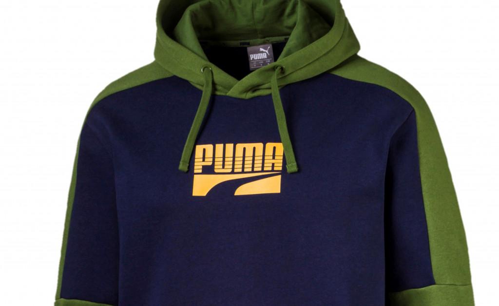PUMA REBEL BLOCK HOODY FL IMAGE 2