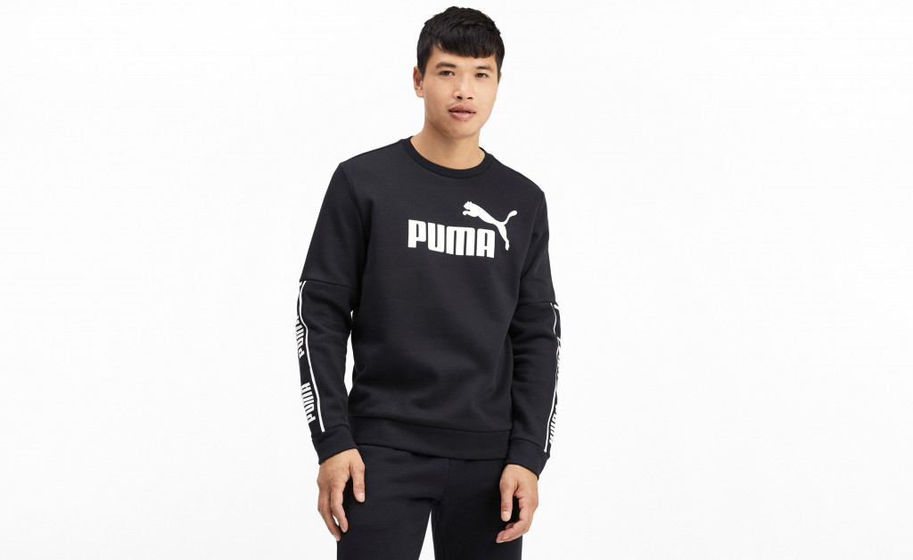 PUMA AMPLIFIED CREW FL IMAGE 2