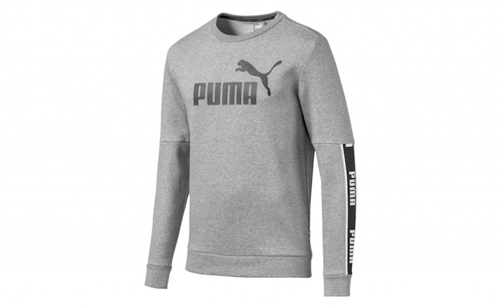 PUMA AMPLIFIED CREW FL IMAGE 1