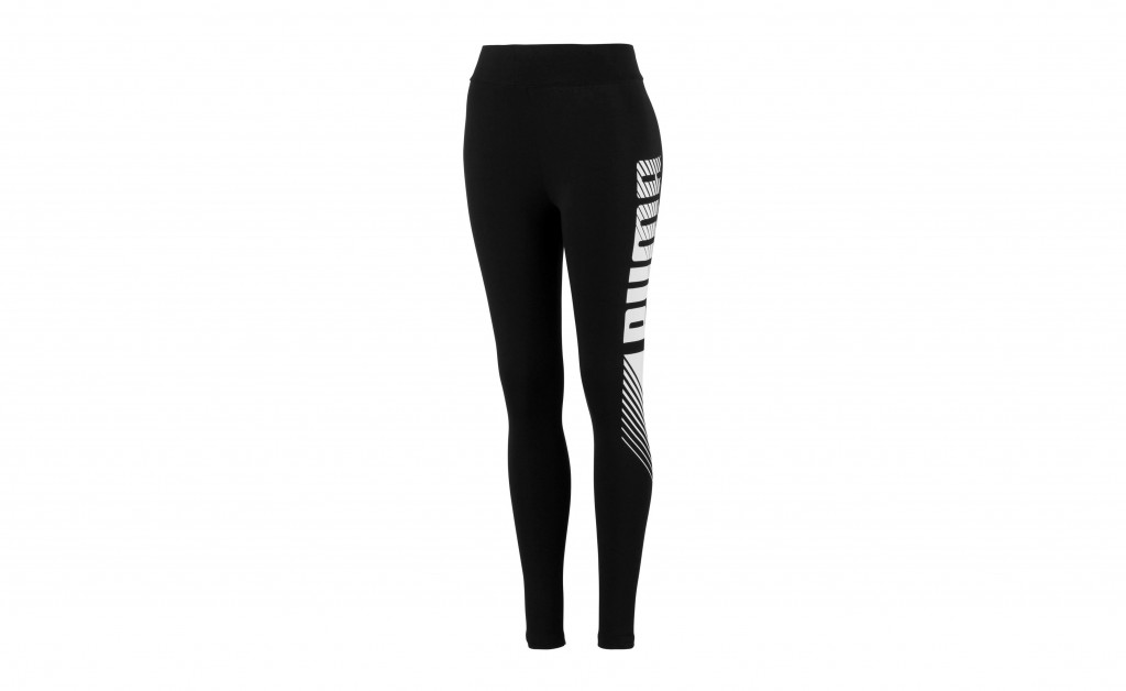 PUMA ESSENTIAL GRAPHIC LEGGINGS IMAGE 1