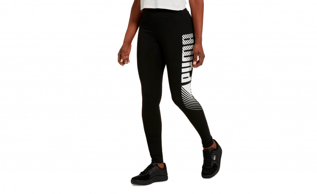 PUMA ESSENTIAL GRAPHIC LEGGINGS IMAGE 3