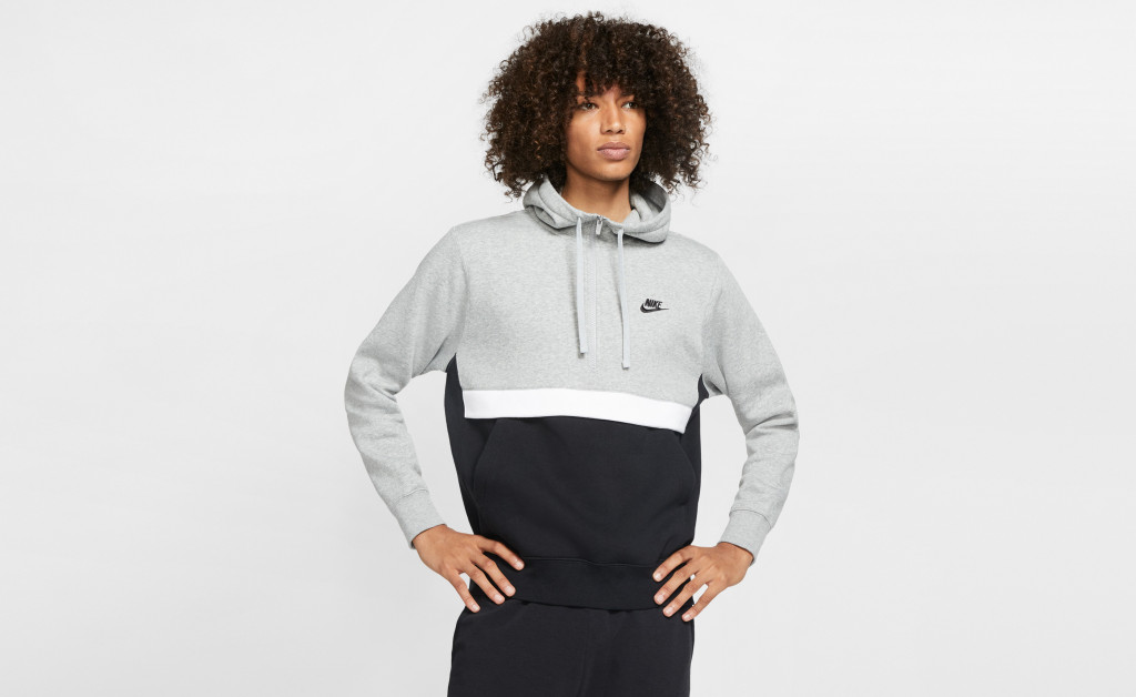 NIKE SPORTSWEAR CLUB FLEECE IMAGE 3