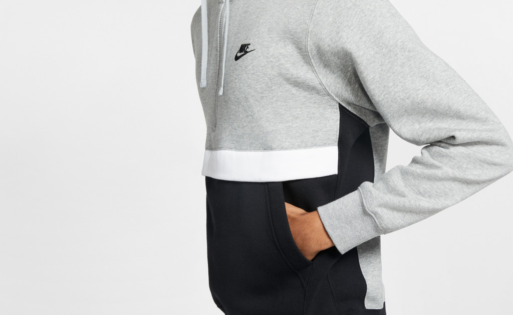 NIKE SPORTSWEAR CLUB FLEECE IMAGE 8