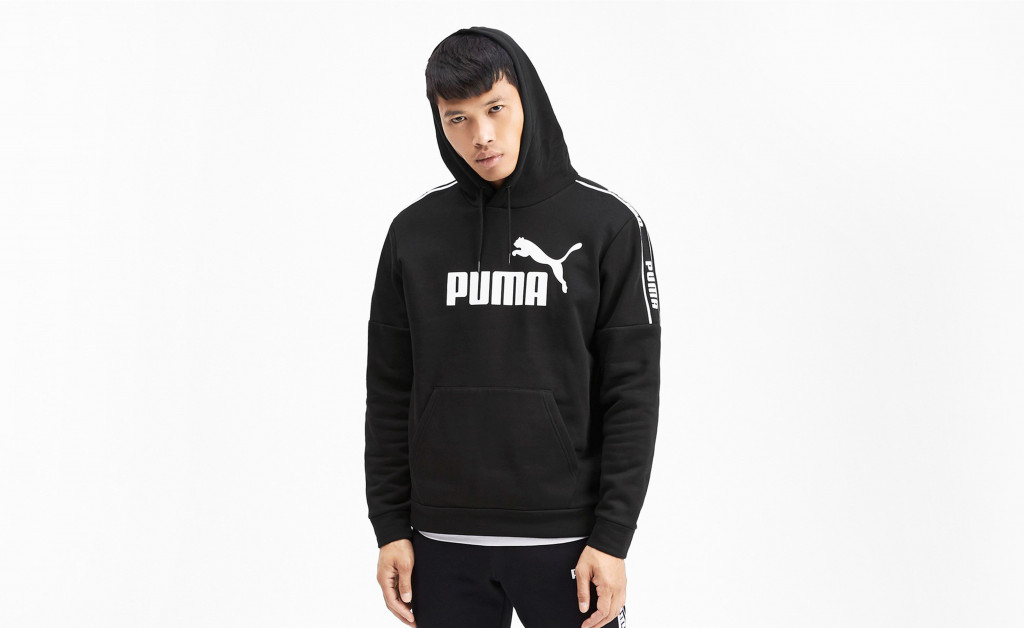 PUMA AMPLIFIED HOODY FL IMAGE 4