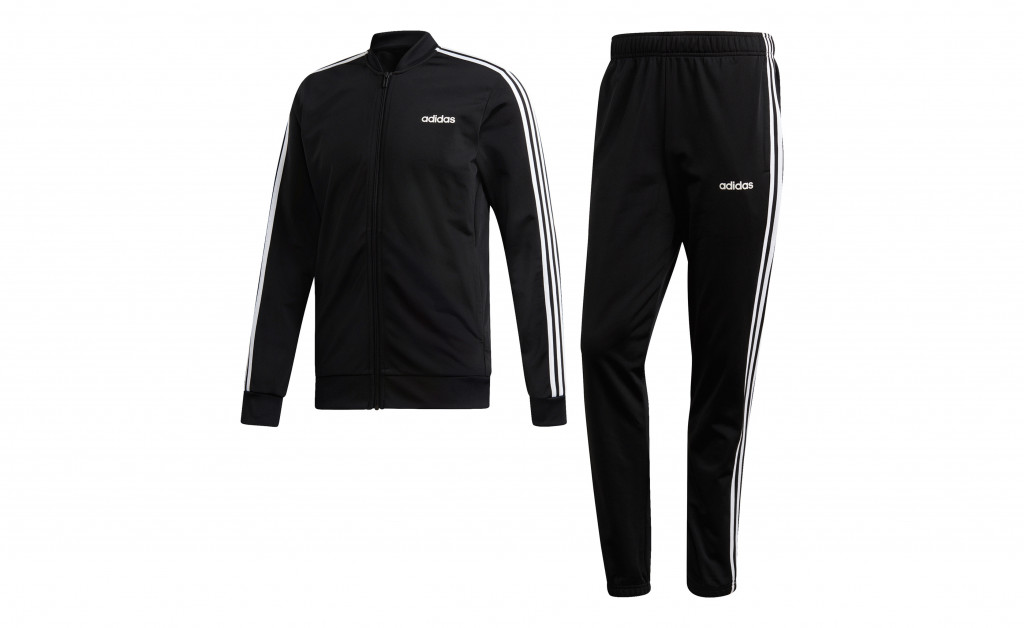adidas  BACK TO BASIC 3 STRIPES TRACKSUIT IMAGE 1