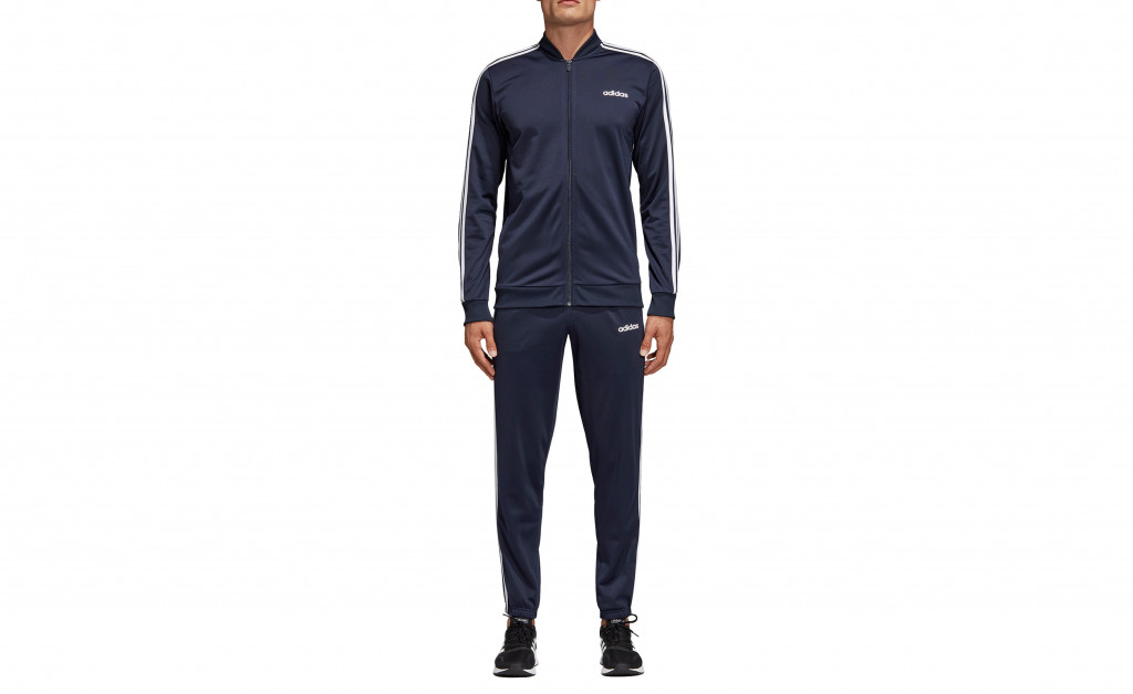 adidas  BACK TO BASIC 3 STRIPES TRACKSUIT IMAGE 4