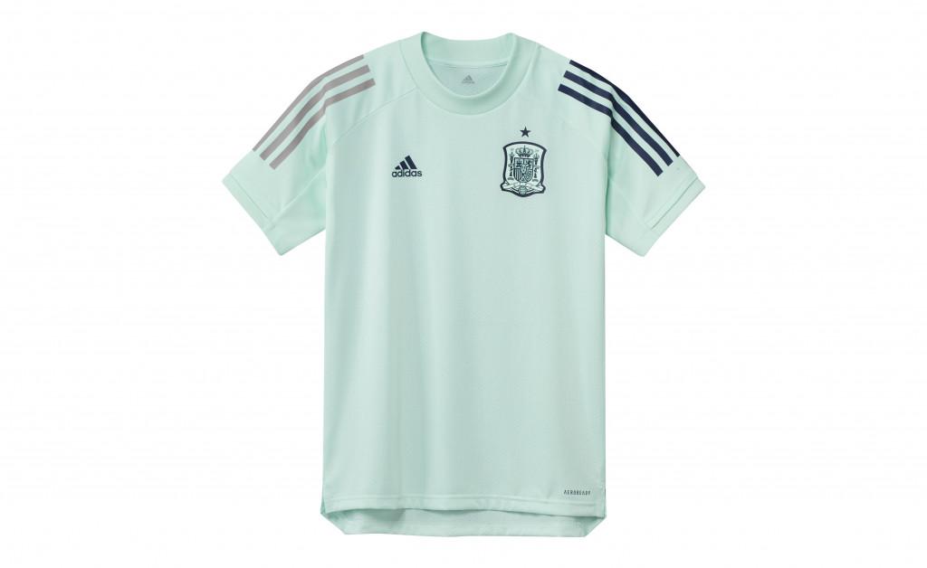 adidas CAMISETA ENTRENAMIENTO JUNIOR SELECCIÓN ESPAÑOLA EURO 2020 IMAGE 4