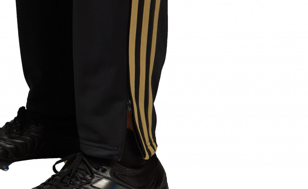 adidas CHÁNDAL REAL MADRID POLYESTER SUIT 19/20 IMAGE 2